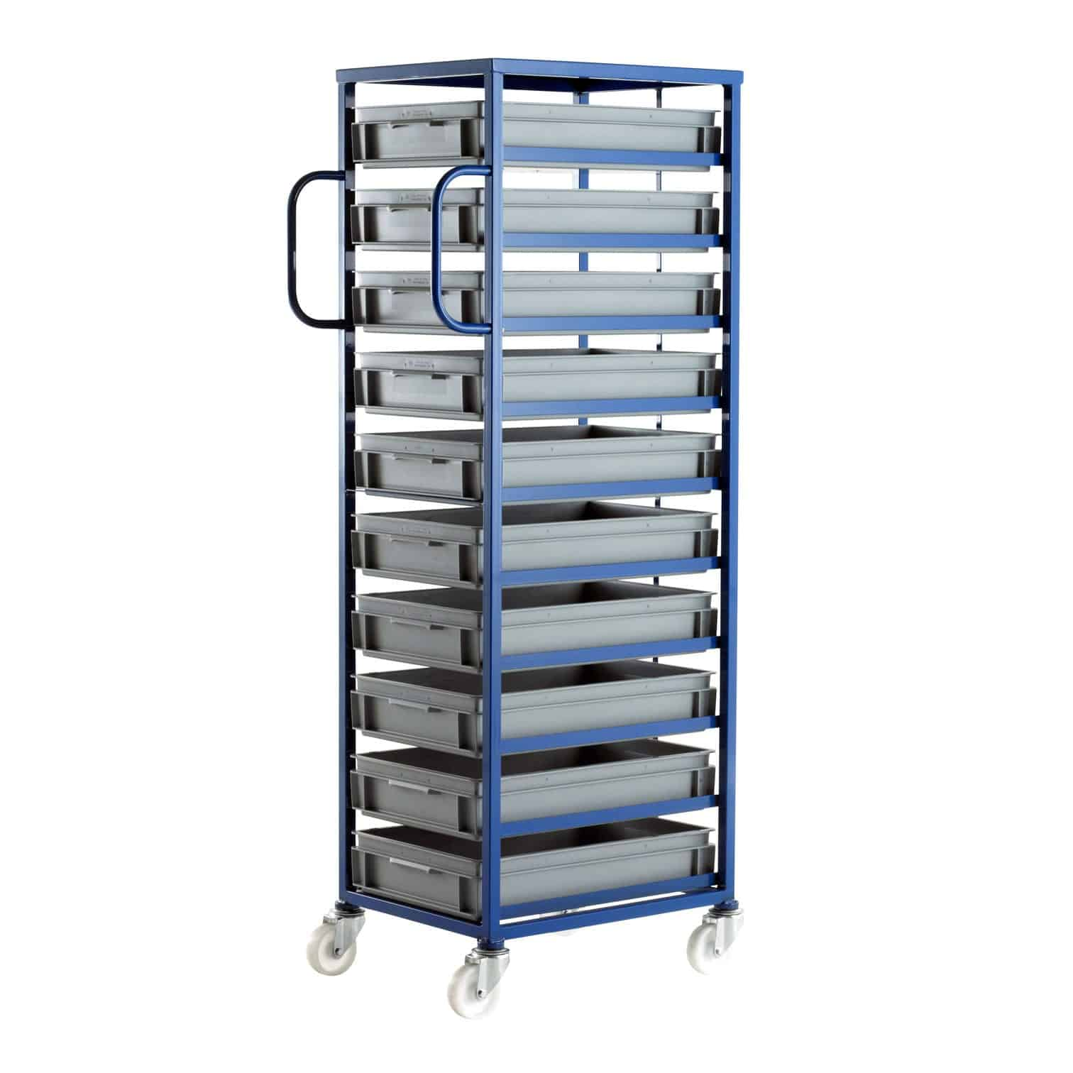 CT10 Mobile Tray Racks
