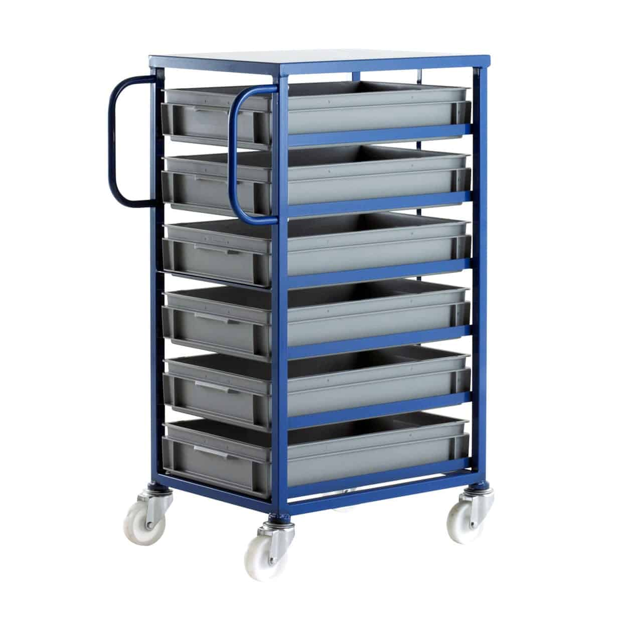 CT6 Mobile Tray Racks