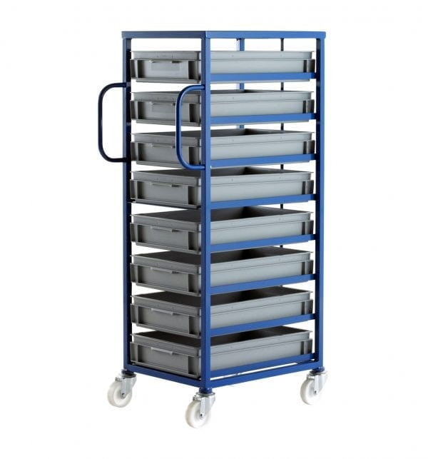 CT8 Mobile Tray Racks