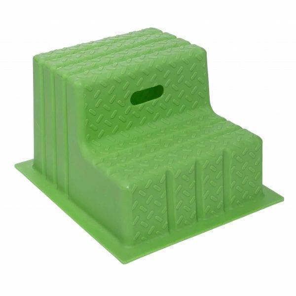 2 Step Plastic Kick Steps