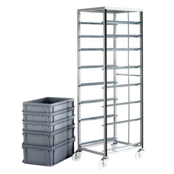 Adjustable Tray Racks