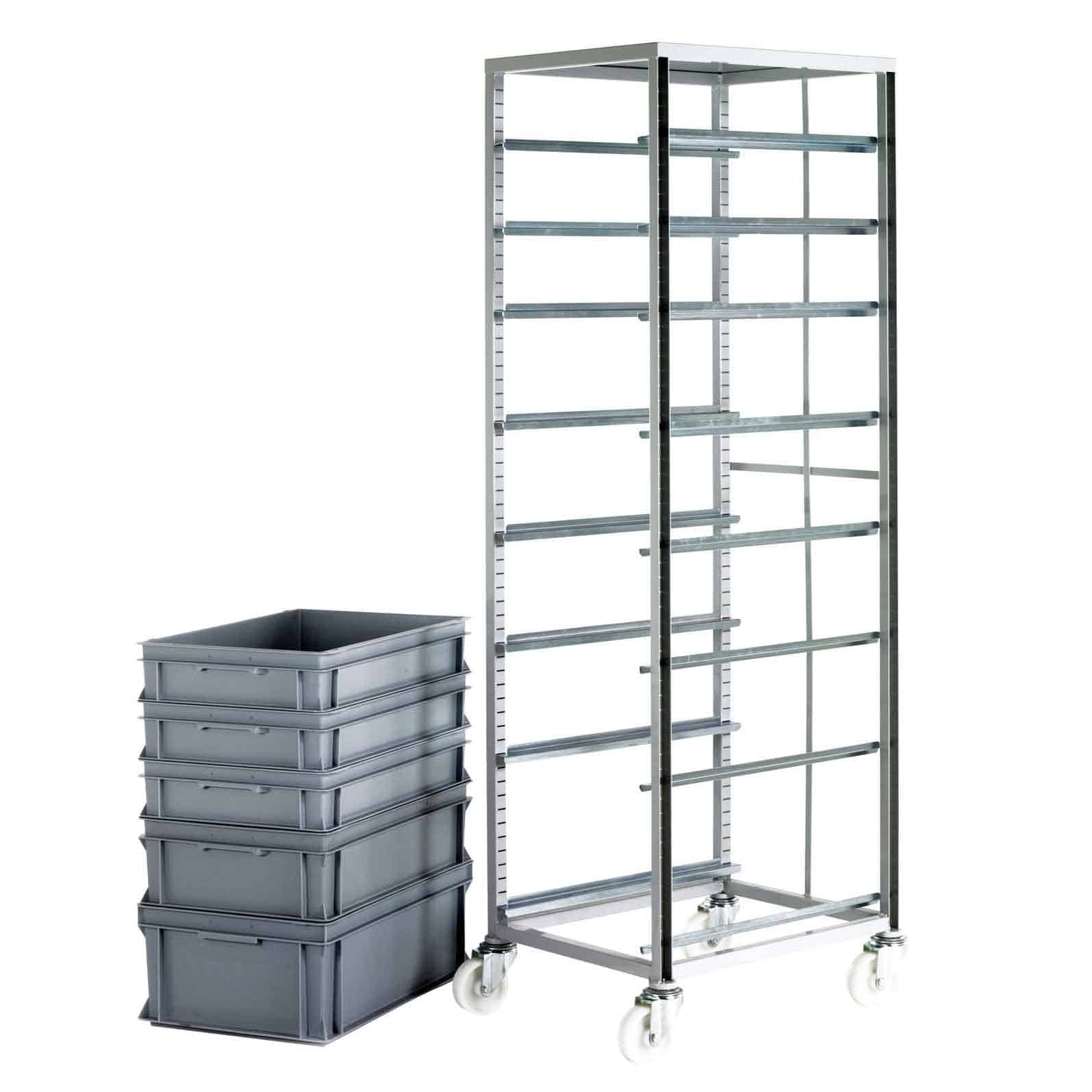 Adjustable Tray Racks