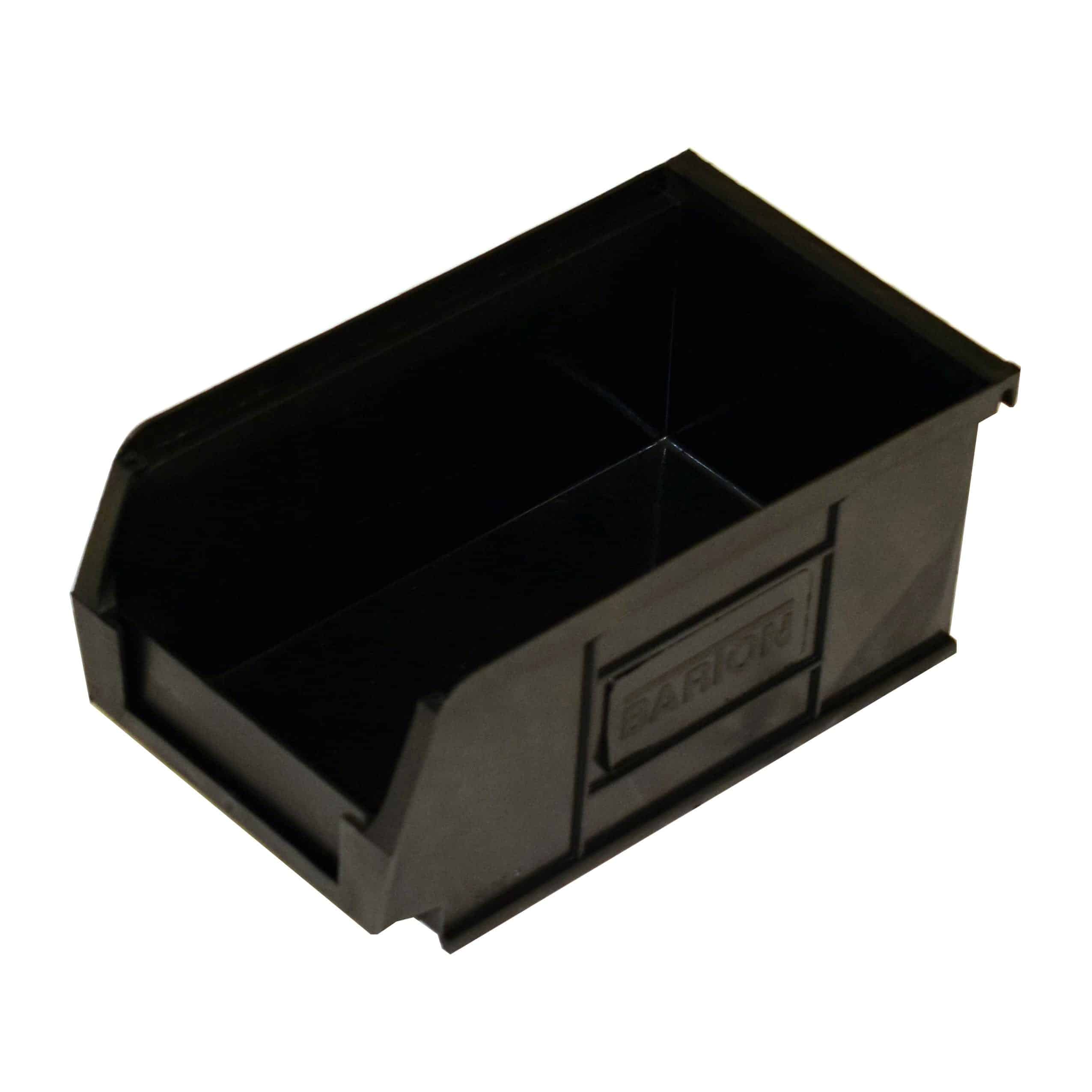 Barton STC2 Black Anti-Static Containers