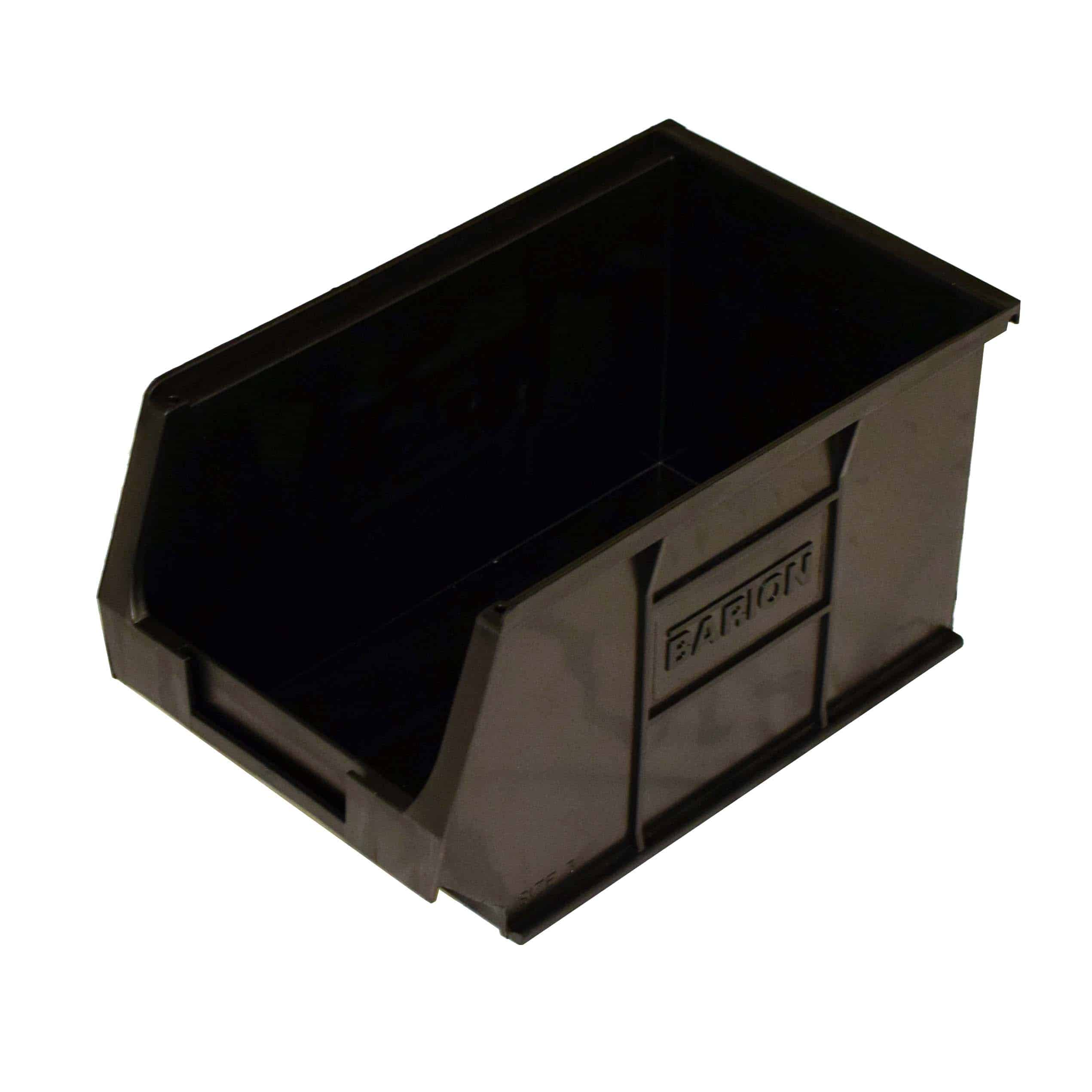Barton STC3 Black Anti-Static Containers