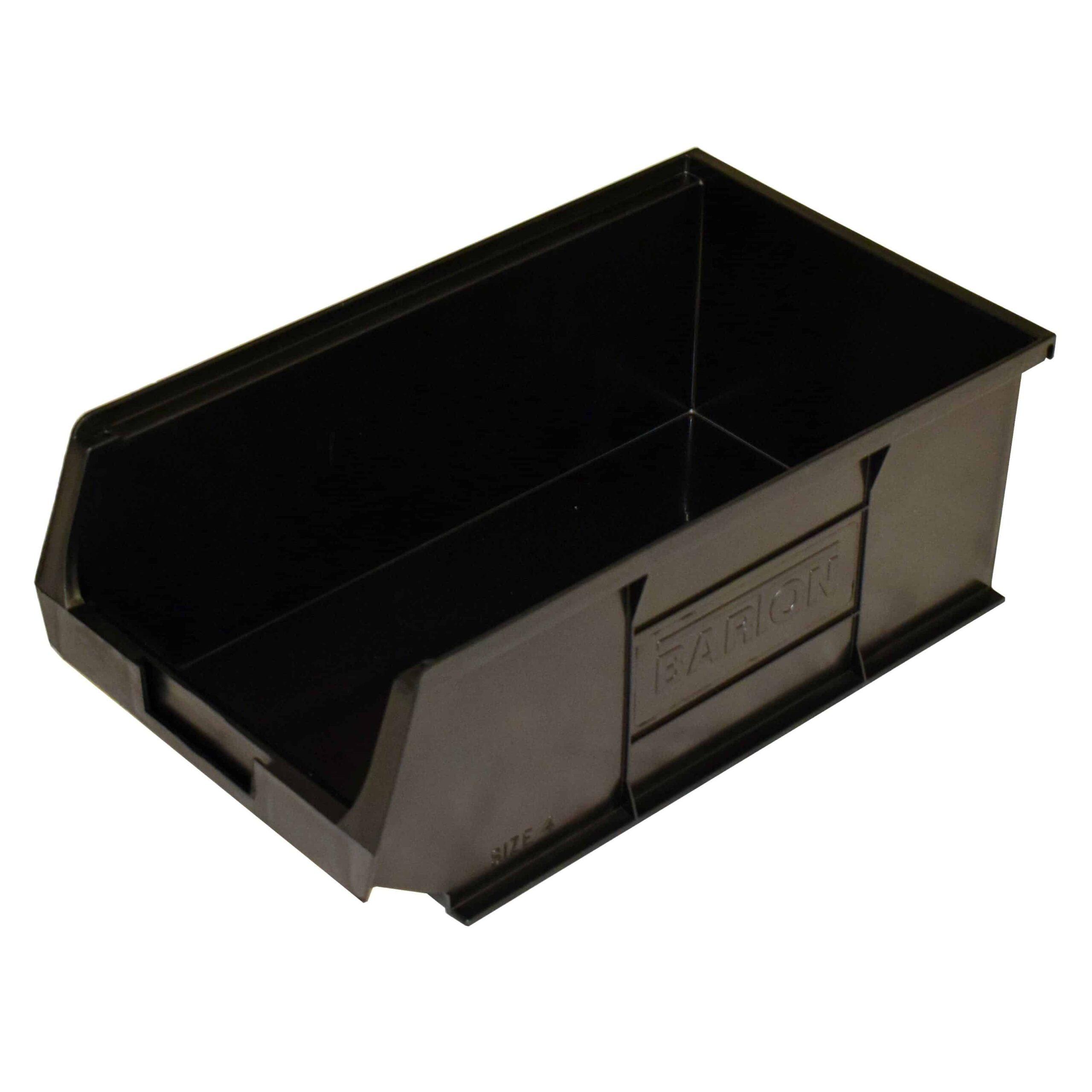 Barton STC4 Black Anti-Static Containers
