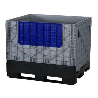Budget Collapsible Plastic Box Pallets