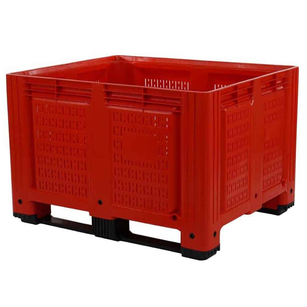 Economy Vented Side Pallet Box