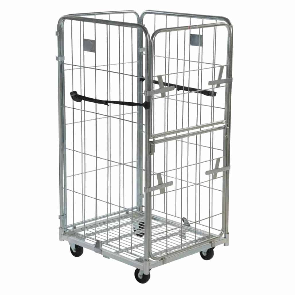 Four Sided Demountable Roll Cage