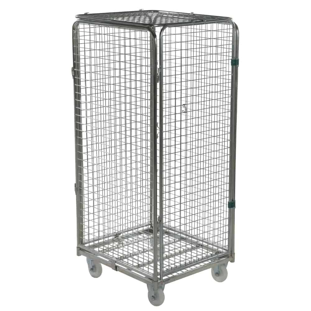 Four Sided Security Demountable Roll Cage