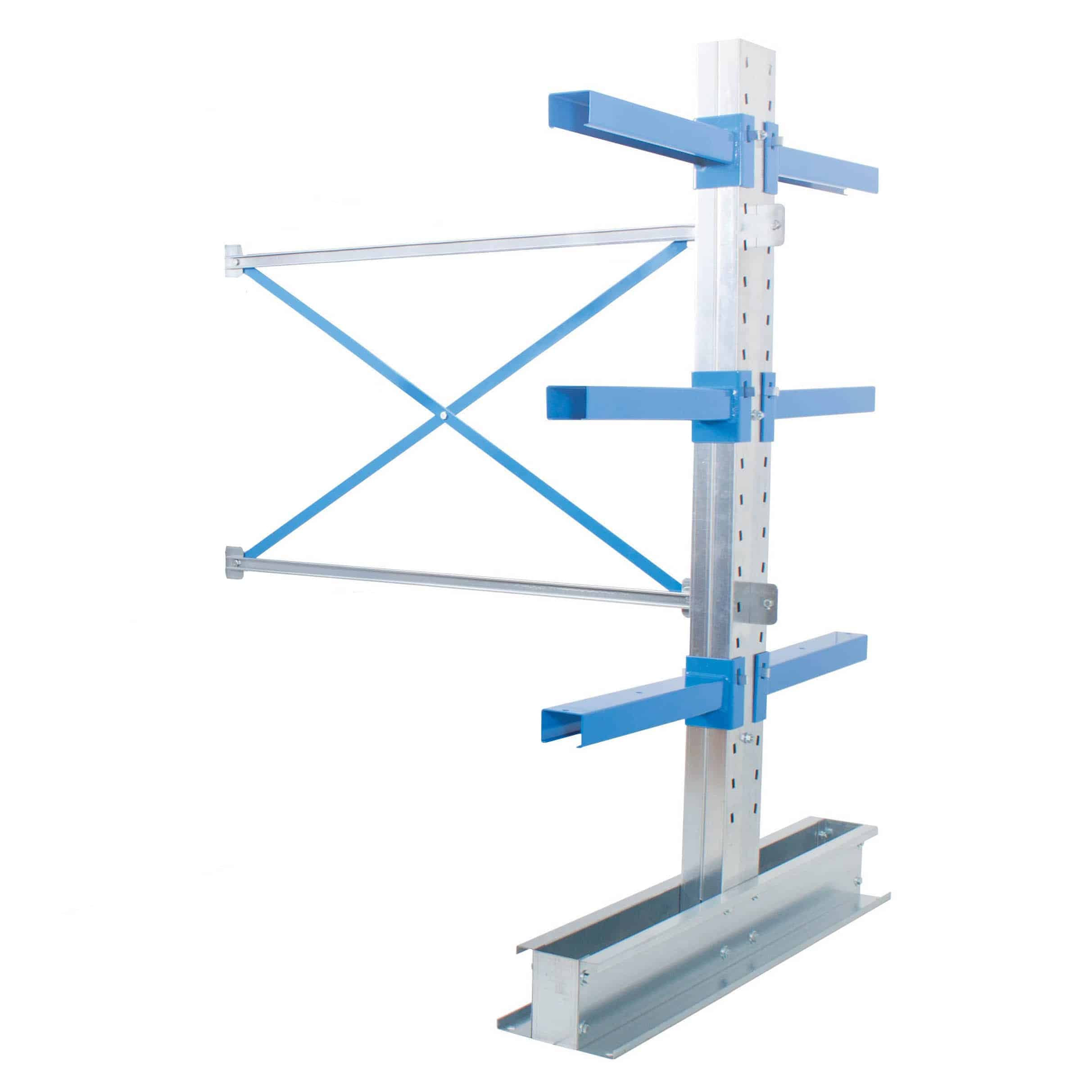 Cantilever Extension Bay Double Sided