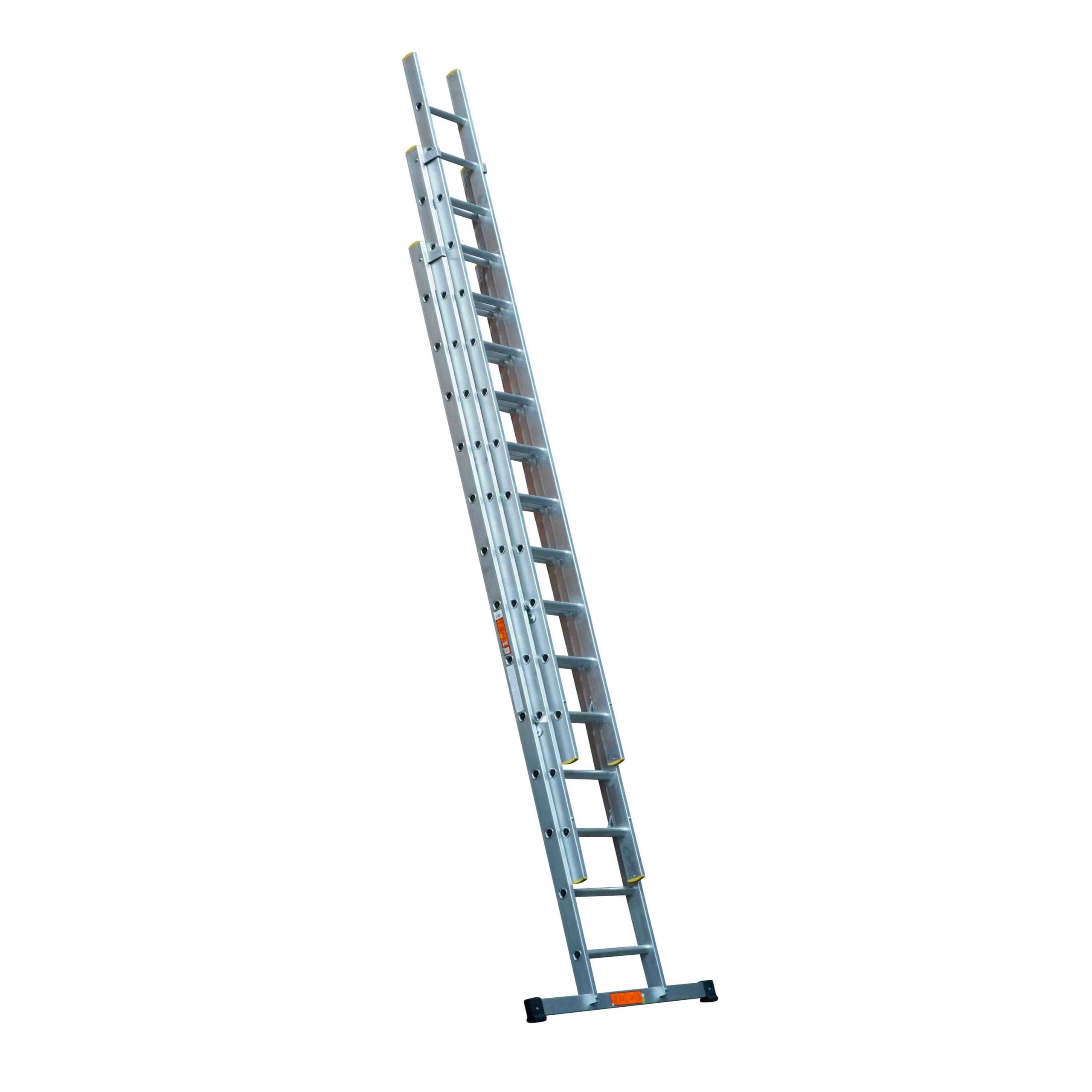 Professional Triple Section Extension Ladders