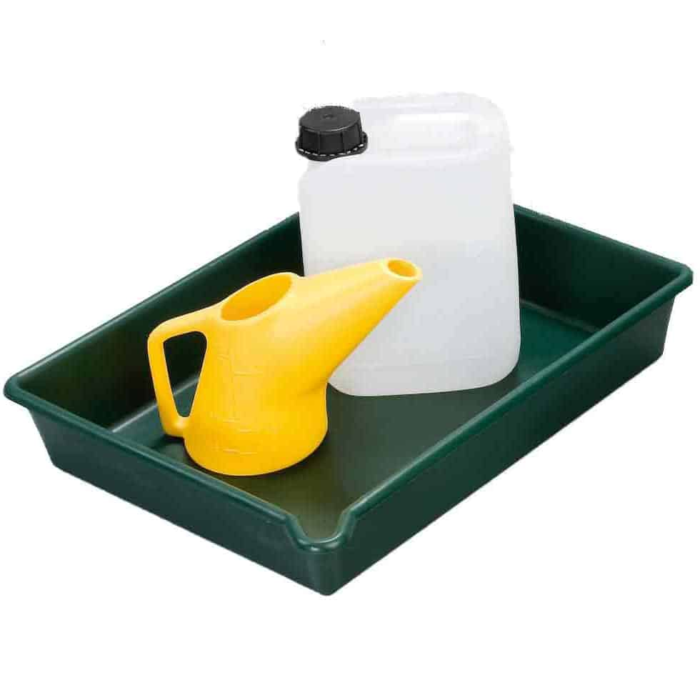 Plastic Pouring Drip Tray