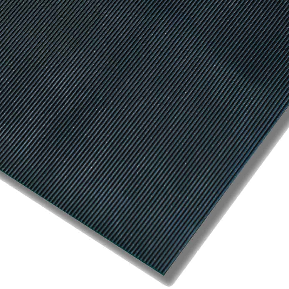 Rubber Rib Electrical Safety Matting