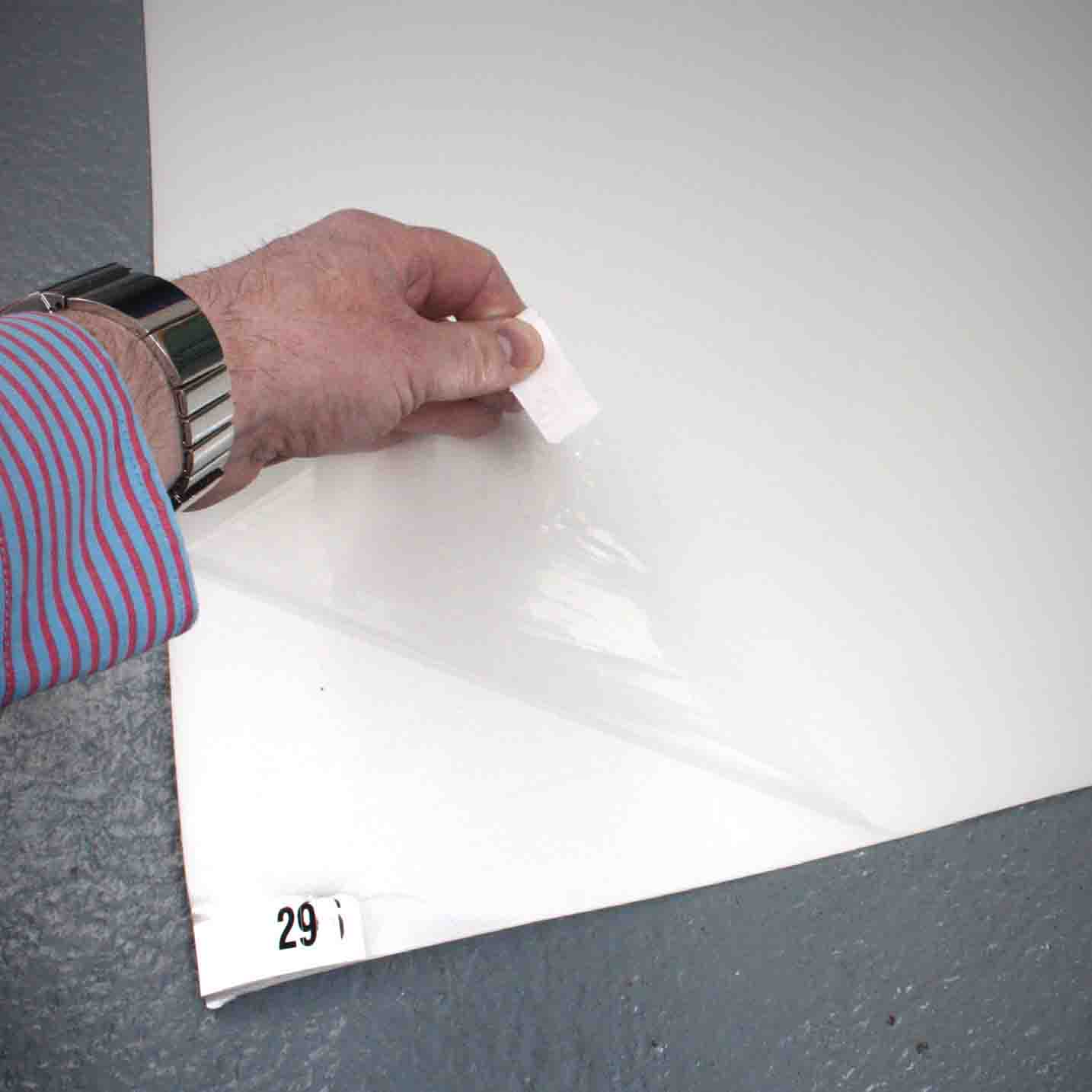Sticky Step Plastic Mat