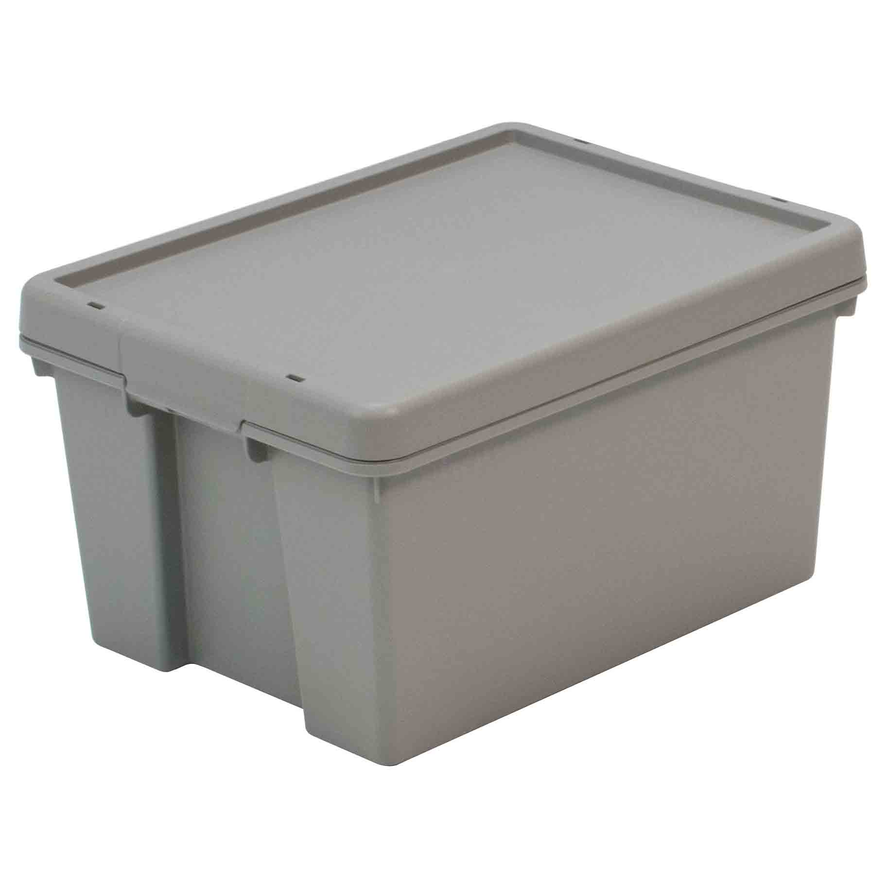 16 Litre Upcycled Plastic Storage Box