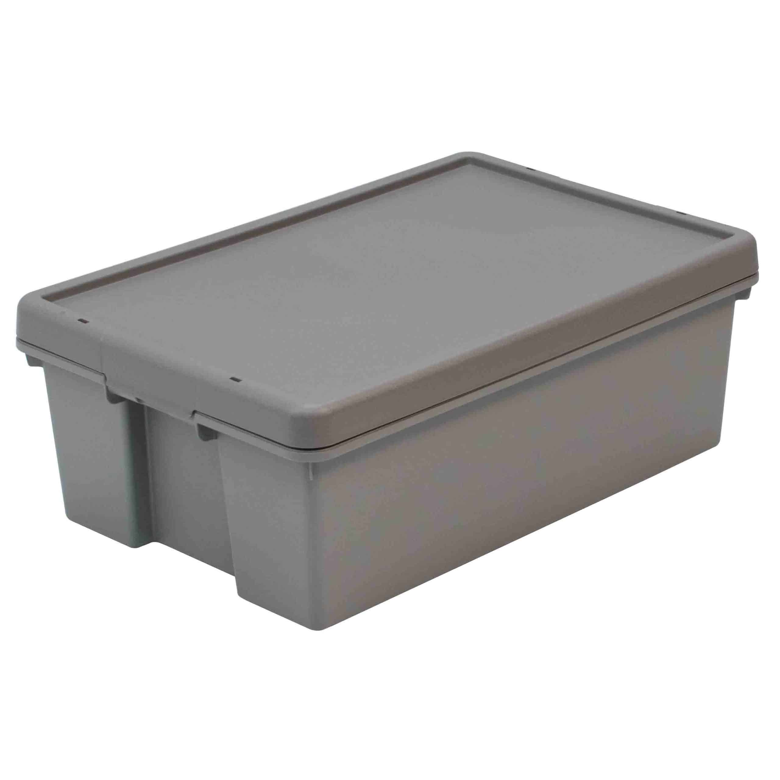 36 Litre Upcycled Plastic Storage Box