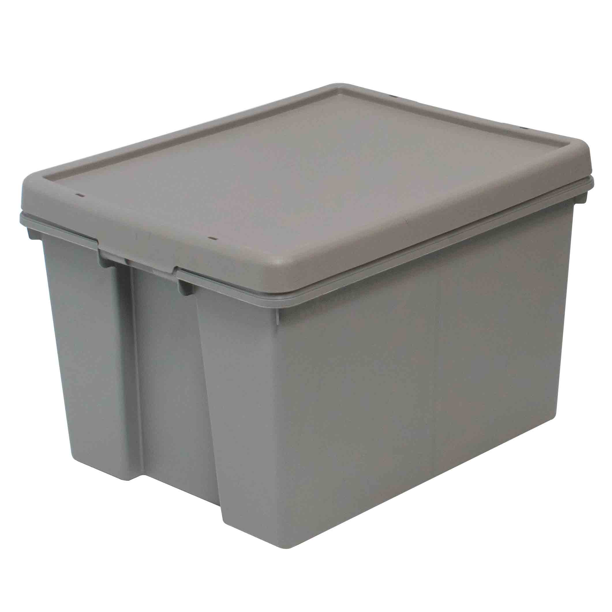45 Litre Upcycled Plastic Storage Box