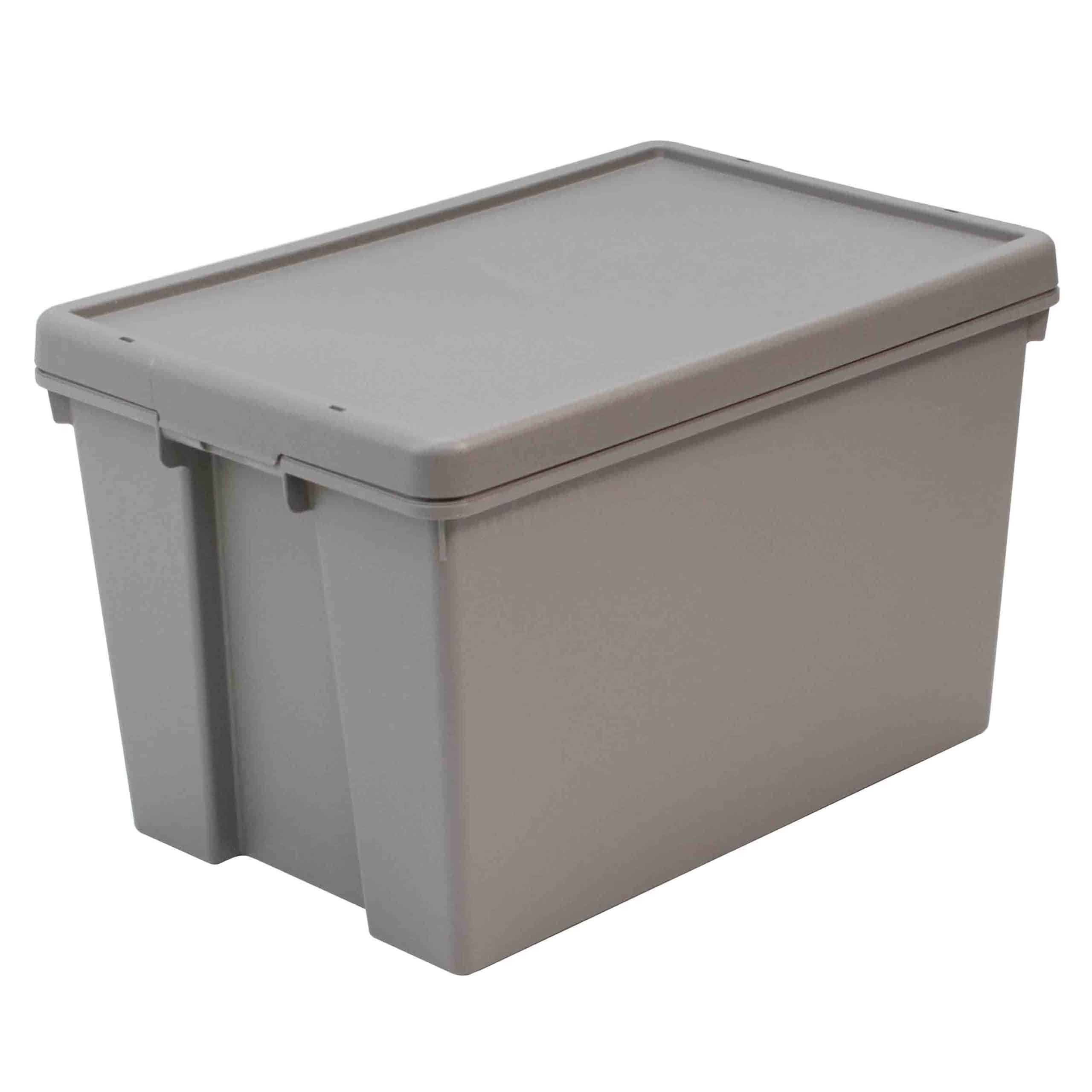62 Litre Upcycled Plastic Storage Box