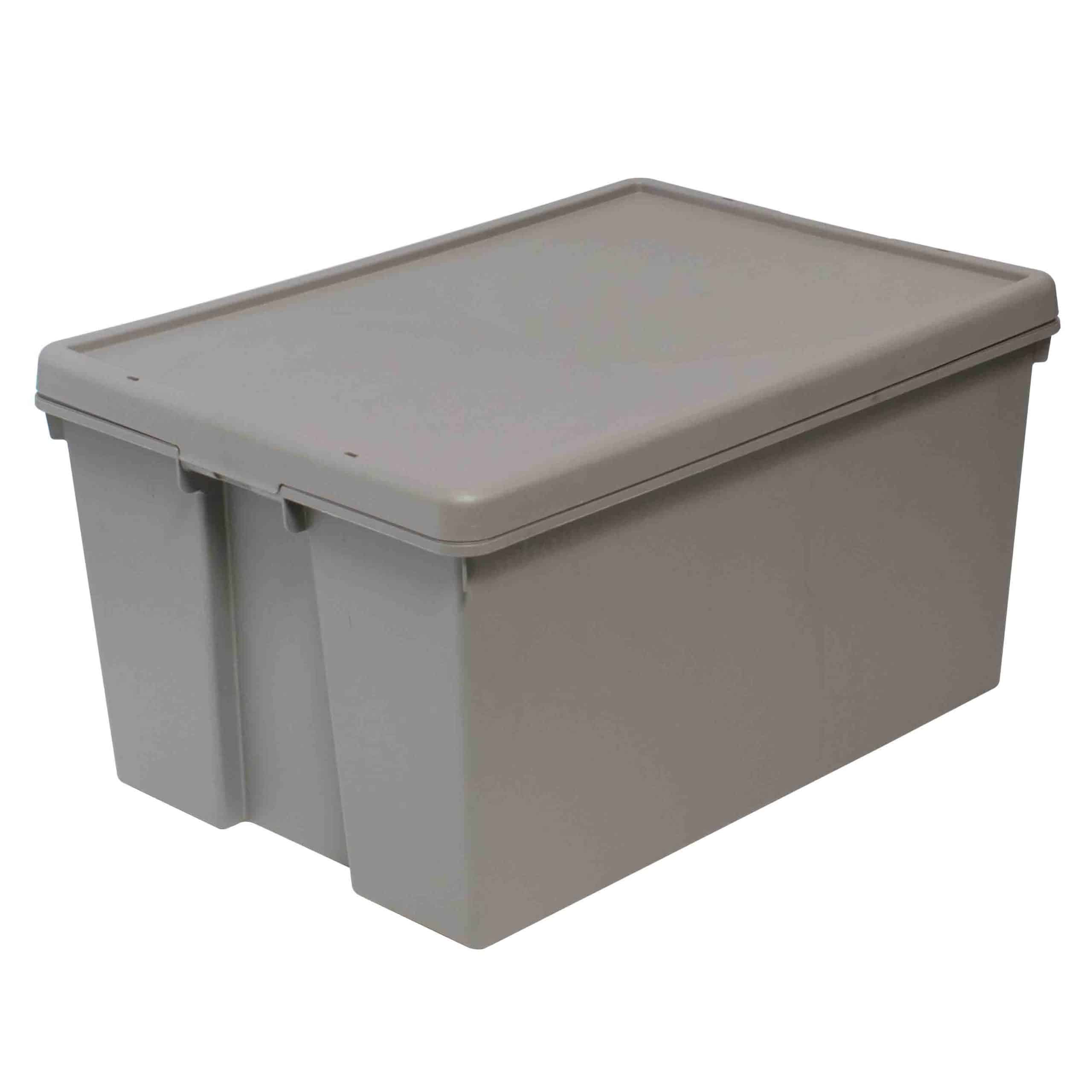 96 Litre Upcycled Plastic Storage Box