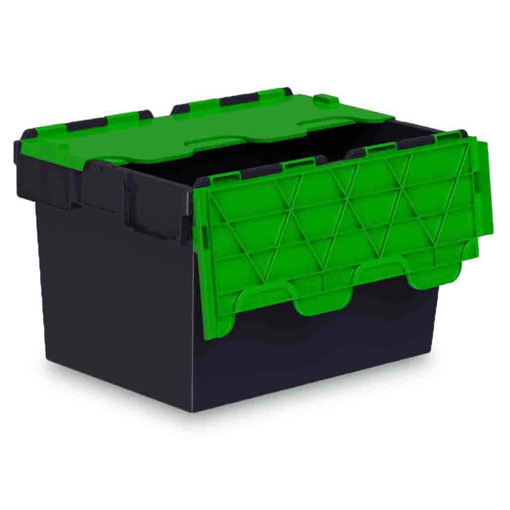 Green Lid Euro Containers