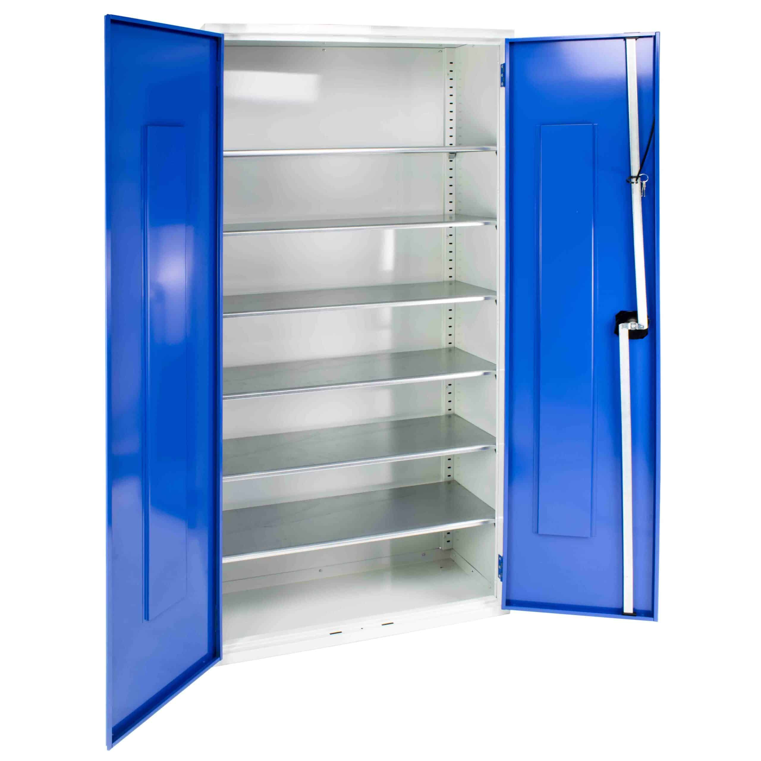Container Cabinets With 6 Shelves 1580mm High
