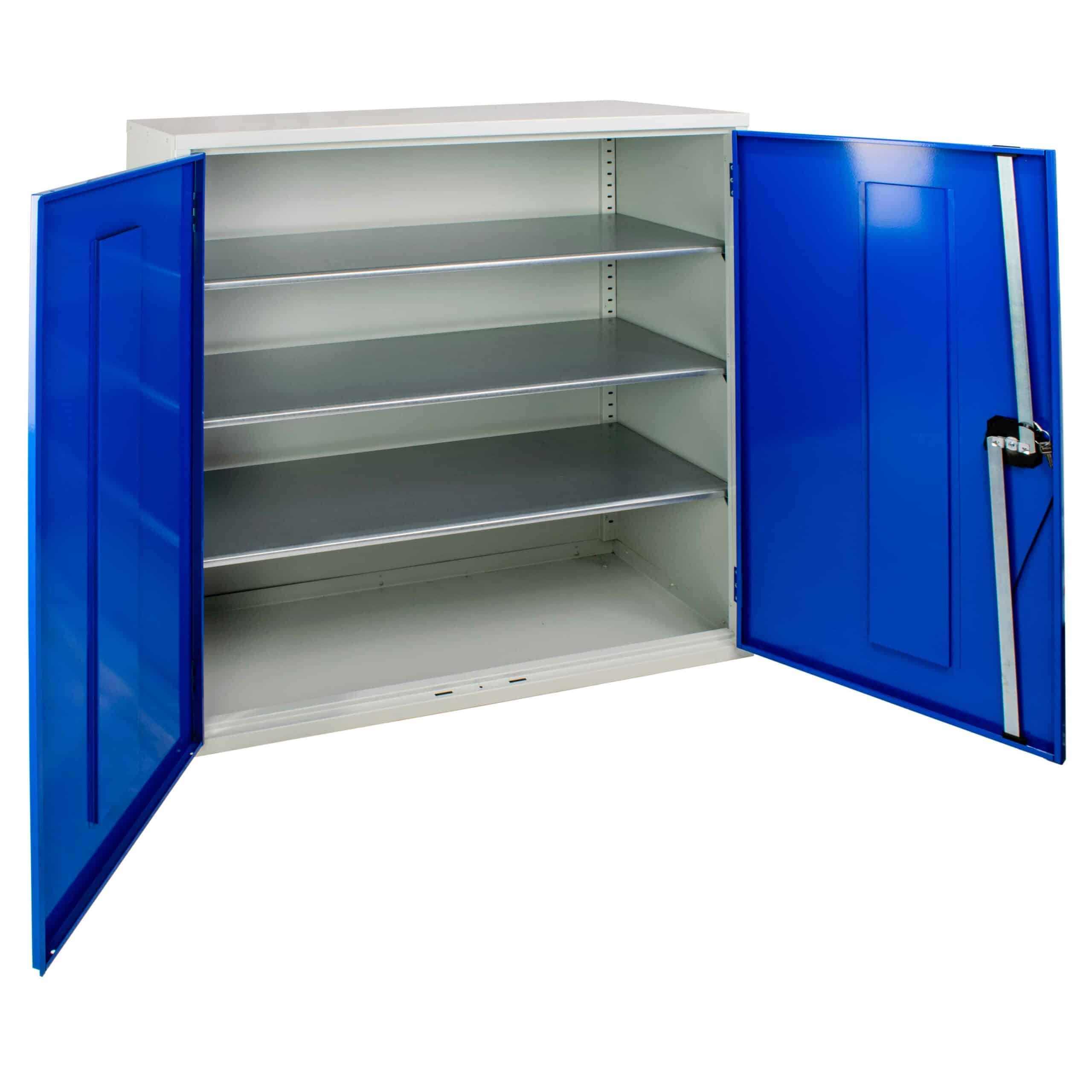 Container Cabinets With 3 Shelves 1000mm High